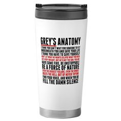 17a717437cc 71 Best Grey's Anatomy Gifts images in 2019 | Greys anatomy gifts ...