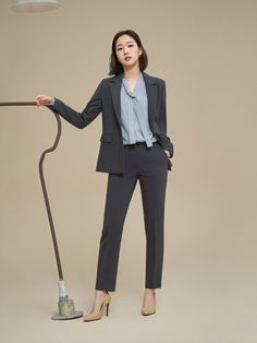 Kim Go Eun Style, Kim So Eun, My Style, Korean Actresses, Asian Actors, Korean Actors, Korean Drama Best, Kdrama Actors, Tie Blouse