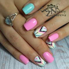 Manucure Pour plus -> anais_Fbg Fabulous Nails, Perfect Nails, Shellac Nails, Manicure, Rodeo Nails, Cute Nails, Pretty Nails, Western Nails, Indian Nails