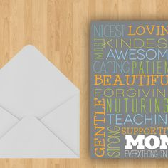 ALL MOTHERS DAY CARDS $1 tgraydesigns.storenvy.com