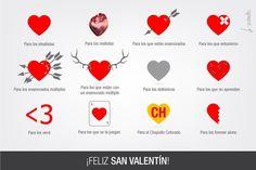Feliz San Valentín 2014