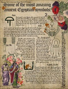 Egyptian Mythology, Egyptian Hieroglyphs, Wiccan, Pagan Witchcraft, Anglo Saxon Runes, Male Witch, Magic Symbols, Book Of Shadows, Ancient Egypt