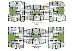 Bhakti Park Residential Complex | OpenBuildings Residential Building Plan, Residential Complex, Building Plans, Architecture Concept Diagram, Architecture Plan, Residential Architecture, Condo Floor Plans, Apartment Floor Plans, Best Small House Designs