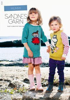 Moomin, Baby Knitting, Knit Crochet, Knitting Patterns, Ravelry, Crafts For Kids, Graphic Sweatshirt, Children, Sweatshirts