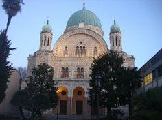 Sinagoga di Firenze e Museo ebraico:                   Sinagoga