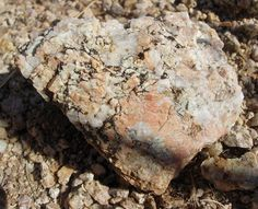 Igneous Rock Types: Quartz Monzonite