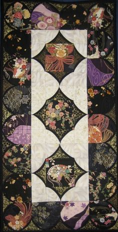 Viewers' Choice Award Quilts 2011: 1st Place Small Quilt ~ Lani Hee.  Santa Monica Quilt Guild.