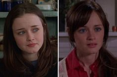 """The Cast Of """"Gilmore Girls"""" In Their First Episode Vs. Their Last"""
