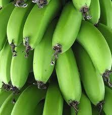 Caldo de banana verde