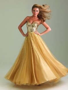 I totally had a Barbie dress that looked just like this