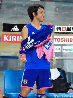 2015/8/9 東アジア杯 vs 中国戦