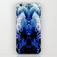 Message from the sea 04(Wow!Dragon of the sea has appeared!) iPhone & iPod Skin