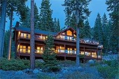 £1,413,163 - 4 Bed Residential Property, Incline Village, Washoe County, Nevada, USA