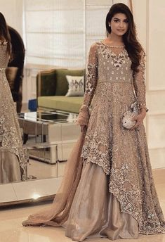 whatsapp 00923035387642 for order Simple Pakistani Dresses, Pakistani Wedding Dresses, Pakistani Outfits, Indian Dresses, Indian Suits, Indian Wear, Indian Wedding Gowns, Indian Bridal Fashion, Indian Designer Outfits