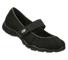 Buy SKECHERS Women's Mambo - Evolving Mary Jane Sneakers only $58.00 black and gray