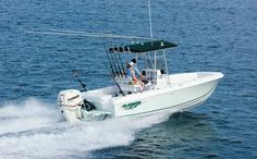 2012 Blue Water 2150 Center Console Boat