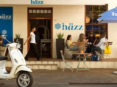 Häzz Coffee Roastery and Espresso Bar Great Coffee, Coffee Time, Top 10 Restaurants, Espresso Bar, Restaurant Recipes, Cape Town, Coffee Drinks, African, Coffee Shops