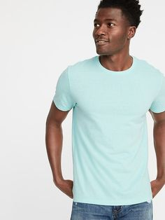 fc89e61c81ccb Old Navy Men s Soft-Washed Perfect-Fit Crew-Neck Tee Illusion Size XXL