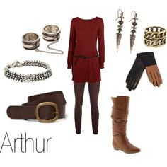 merlin inspired outfits   Character Inspired Fashion - Arthur