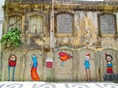 Costah @ Rua Entreparedes - Porto - Portugal