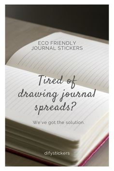 If you're tired of drawing out complex bullet journal spreads and counting dots, we've created the solution. Perfect for busy (or lazy!) people, like students, who want gorgeous spreads without the hassle. Bullet Journal School, Bullet Journal Spread, Notebook Stickers, Journal Stickers, Calendar Stickers, Planner Stickers, Bullet Journal Layout Templates, Drawing Journal, Lazy People