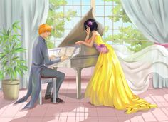 Melodies of You and Me by Muzavip.deviantart.com on @deviantART bleach rukia ichigo
