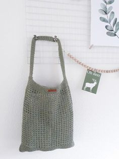 A free crochet pattern of a Do you also want to crochet this Read more about the Pattern Raw Linen Shopper. Free Crochet, Knit Crochet, Crochet World, Shopper, Crochet Patterns, Crochet Ideas, Free Pattern, Diy And Crafts, Tote Bag