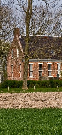 Usquert, boerderij Kruijsstee, met 17e eeuws voorhuis