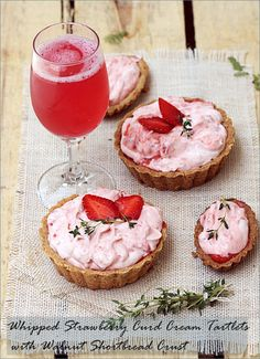 Whipped-Strawberry-Curd-Cream-Tartlets-with-Walnut-Shortbread-Crust5