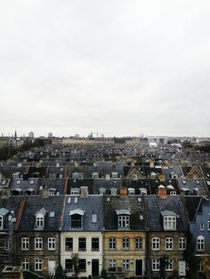 bourgeois.bohemianism. ((via Kartoffelrækkerne, Copenhagen | Places |...)