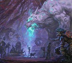 world of warcraft trolls Final Fantasy Cosplay, 3d Fantasy, World Of Fantasy, Fantasy Races, Fantasy Artwork, World Of Warcraft, Warcraft 3, Weird Creatures, Fantasy Creatures
