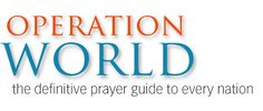 Prayer Time- Operation World- Pray through one country each day- Lots of FREE resources