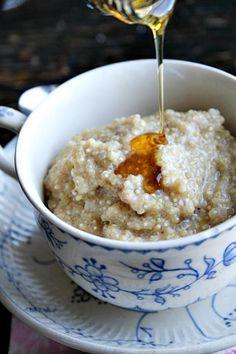 Quinoa Pudding (like rice pudding) - heathersfrenchpress.com