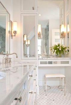 10 Bathroom Vanity Design Ideas   Pinterest   Bathroom vanity ...