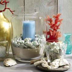 decorating with candles 1