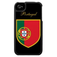 Beautiful Portugal Flag Case For The iPhone