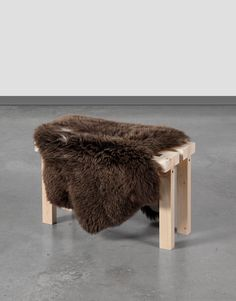 Dear M by Romain Voulet Furniture Making, Diy Furniture, Asian Interior, Bespoke Furniture, Wood Screws, First They Came, My Design, Bench, Projects