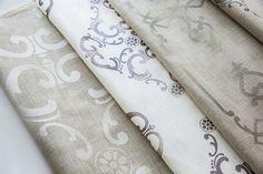Segreto Designs for Coleman Taylor Textiles