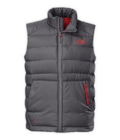 The North Face Men's Jackets & Vests VESTS MEN'S ACONCAGUA VEST