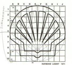 Shell — Raymond Loewy