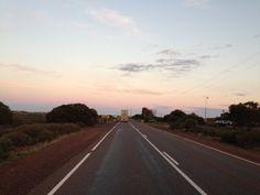 Pandurra Station 40ks west of Port Augusta