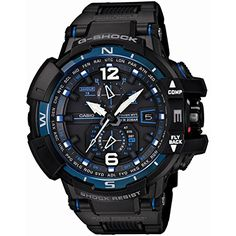 Casio G-Shock SKY Cockpit Tough Solar Mens Watch GWA1100FC-1ADR ** You can get additional details at the image link.