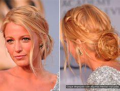 blake lively blog da my penteados para casamento penteados para formatura