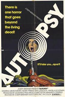 Autopsy (Armando Crispino, 1974, A. K. A. Sunspots, Macchie Solari)