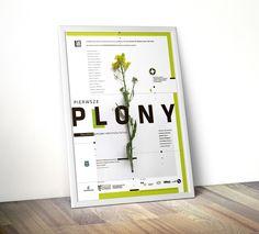 Exhibition branding: Pierwsz Plony on Behance