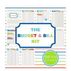 Social Media Kit Blog Planner Printable Blog Planner Business
