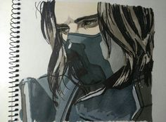 The Winter Soldier Fan Art