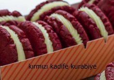 Kurabiyenizin renginin gıda boyası kullanmadan kırmızı olmasını iter misiniz?