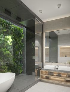 The Five Most Important Tips for Minimalist Interior Design - Minimalist Home Decor - Minimalist Bathroom Design, Bathroom Design Luxury, Modern Bathroom Design, Minimalist Interior, Budget Bathroom Remodel, Bathroom Renovations, Dream Bathrooms, Amazing Bathrooms, Interior Minimalista