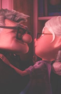 Carl and Ellie -- Up